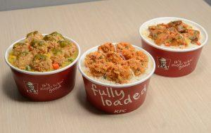 KFC New Rice Bowl