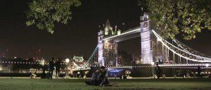 ซีนสำคัญที่ลอนดอน